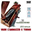 CD - Vado l'ammazzo e Torno (Beat Records - CDCR91)