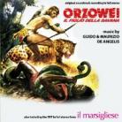 CD - Orzowei il Figlio della Savana - Il Marsigliese (Digitmovies - CDDM148)