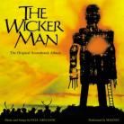 LP - The Wicker Man (Silva Screen Records)